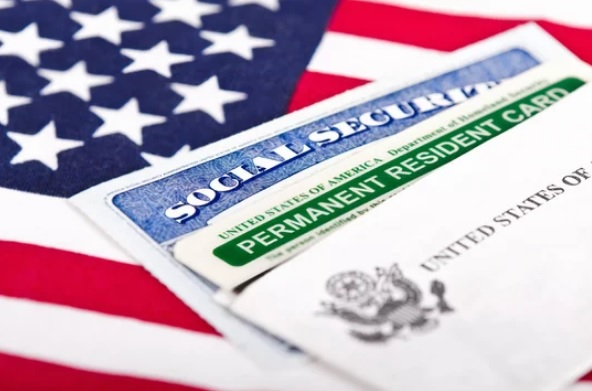Permanent resident based green card